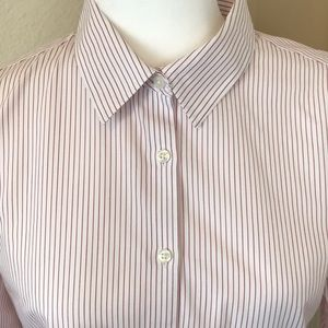 Brooks Bothers Tailored Fit Non Iron Button Down